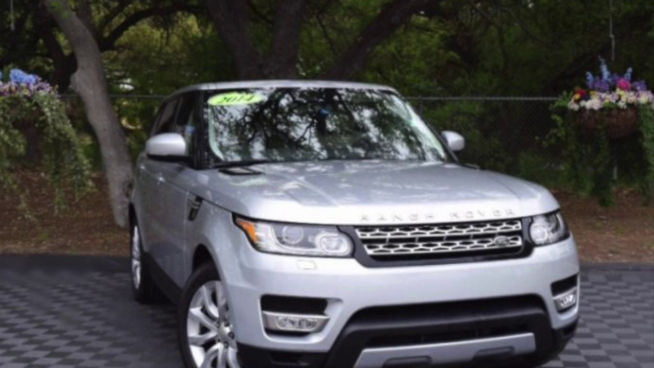 Certified Pre-Owned 2014 Range Rover Sport HSE