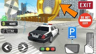 Police Car Crime Chase Police Games - Cop Car Stunt Drive Games - Android Gameplay Video