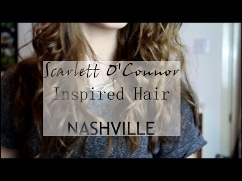 Scarlett O'Connor Insipred Hair | Nashville