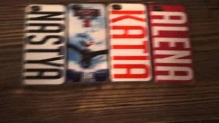 Iphone 5C Чехол Бампер с фамилией, именем, фото, картинкой(, 2015-09-11T19:40:29.000Z)
