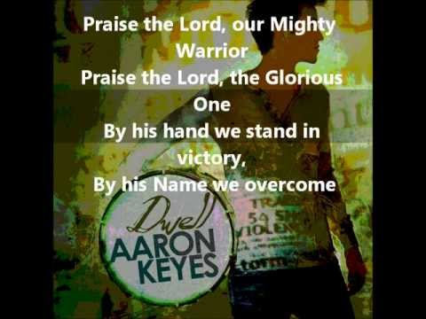 Song of Moses by Aaron Keyes (with lyrics)