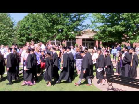 University of the Ozarks Graduation 2017