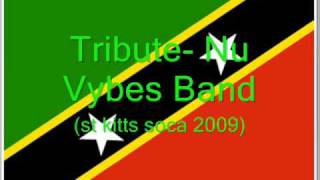 Tribute- Nu Vybes Band (St Kitts Soca 2009)