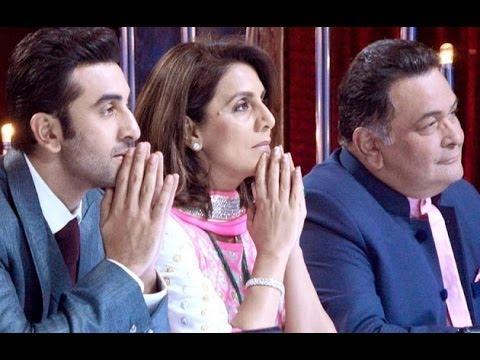 Ranbir Kapoor on Katrina Kaif and Neetu Singh