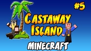 Minecraft | Castaway Island: Revisited | Ep.5, Dumb and Dumber