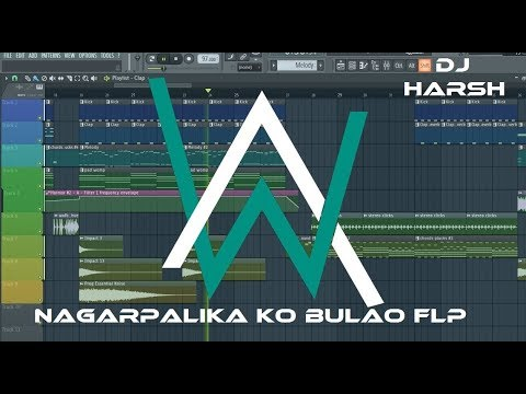 [FREE FLP] Maa Ka Bho**a - Nagarpalika Ko Bulao Remix FLP || DJ Harsh King || Wapking Tools 2017