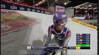 Martin Schmitt - Wisła 2013 - 66m