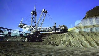 Monster Machine! Worlds biggest excavator in full operation part 1 / Bagger 288