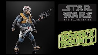 Star Wars Black Series Rio Durant Action Figure Review
