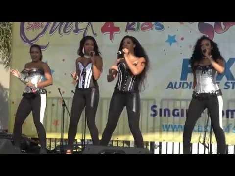 GIRL - Teenage Love Affair - Taste of Soul 2015 - LIVE