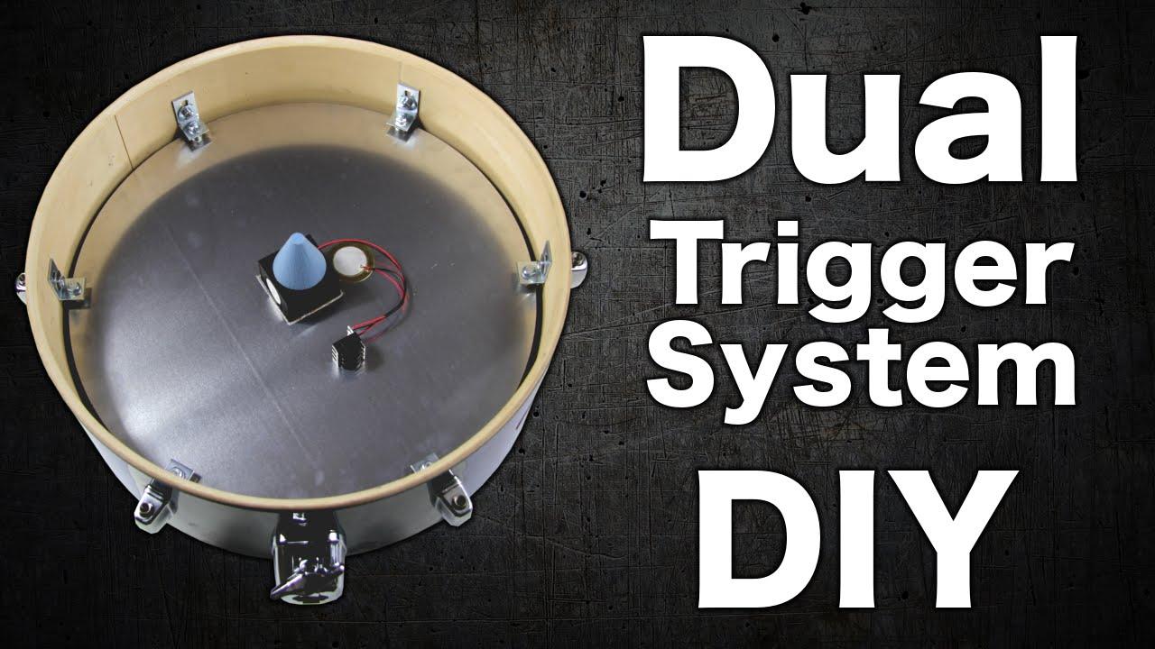 Dual Trigger Pad - DIY