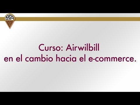 Airwilbill en el cambio hacia el e-commerce
