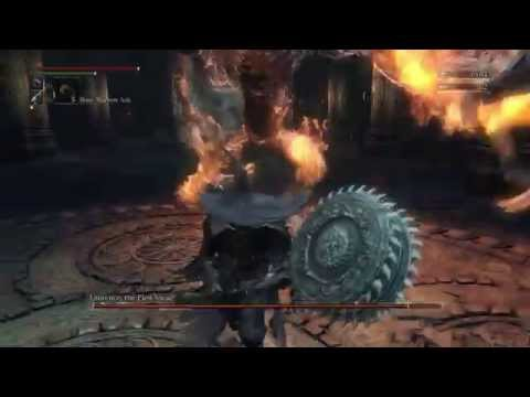 Bloodborne: Laurence - Hit N' Run Strategy - Guide