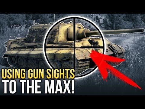 How To Aim Better / War Thunder