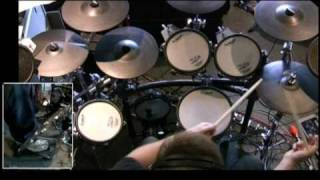 Trinity Guildhall Drumset Grade 3 - Rudimental Study 2 (Lefty Flip)