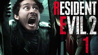 PEEK-A-BOO! | Resident Evil 2 - Part 1