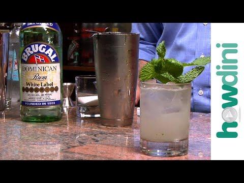 How To Make A Mojito Cocktail - Mojito Recipe