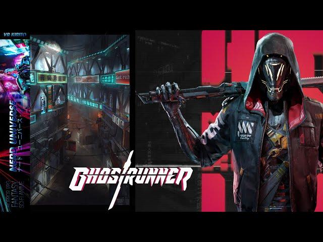 Ghostrunner in der Preview  ☯ Deutsch | 1440p | Steam Herbst Spiele Festival Demo
