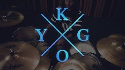Kygo - Happy Now (Drum Cover by Gabriel Rohail)