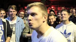 Bong Teggy vs Brian Damage // DLTLLY BadBarsBattle (München) // 2015