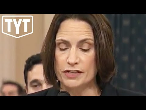 Trump-Loyalists CALLED OUT by Fiona Hill During Testimony