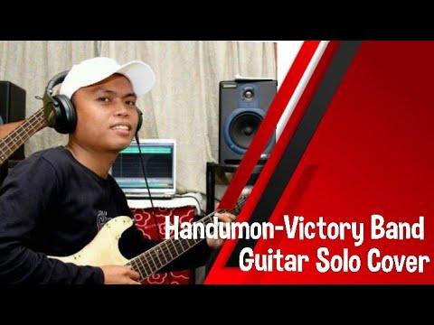 Handumon Ko-Victory Band-Guitar Solo Cover By Ellizar Licayan