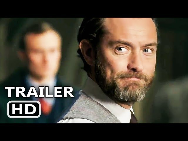 """FANTASTIC BEASTS 2 """"Young Dumbledore"""" Clip Trailer (NEW 2018) Crimes Of Grindelwald Movie HD"""