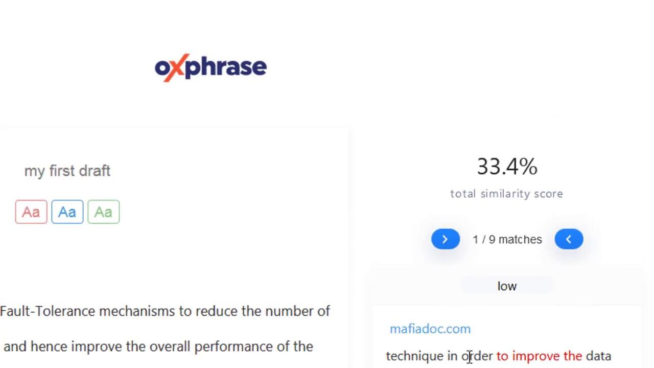 free online plagiarism software