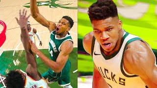 Giannis Antetokounmpo MUST DESTROY! 2021 MOMENTS
