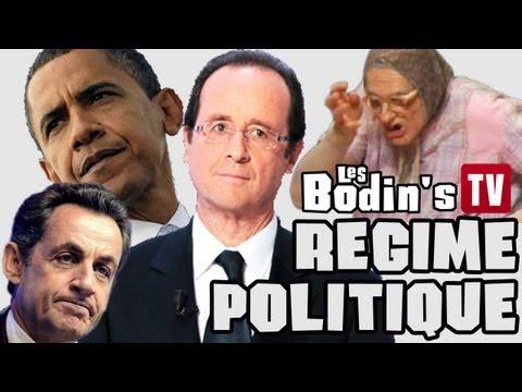 Obama, Hollande, Sarkozy et les Bodin's !