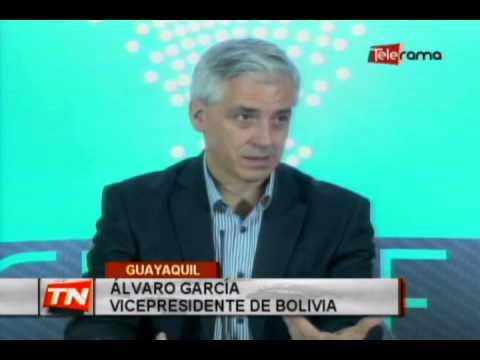 Culmina CUPRE 2014 con intervención de vicepresidente de Bolivia