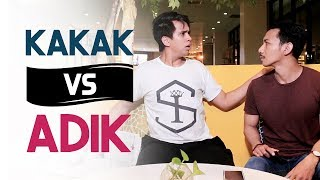 KAKAK vs ADIK | ISENG Project ft. SkinnyIndonesian24