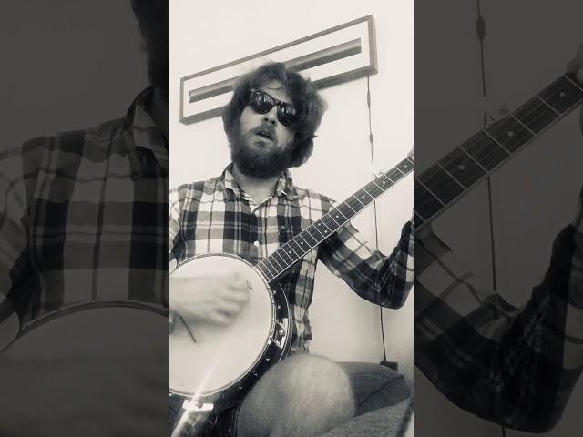 Strange One Banjo Cover