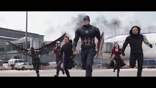 The Marvel Cinematic Universe: Phase Three - Part 1 - Teaser