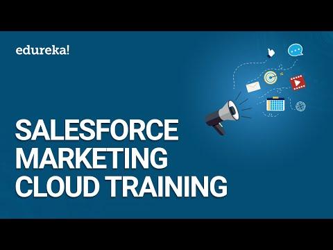 Salesforce Marketing Cloud Training Salesforce Training For
