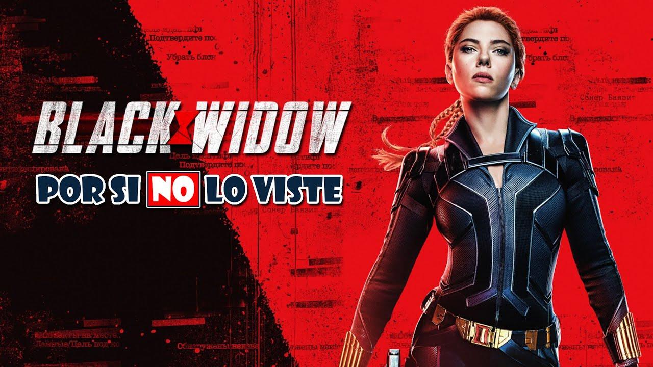 Download Por si no lo viste: BLACK WIDOW