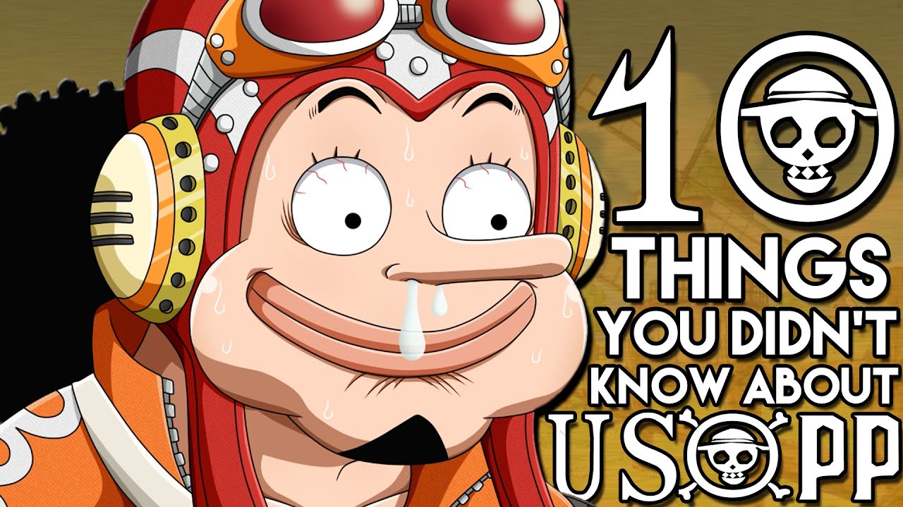 10 things you didn 39 t know about usopp 10 facts one piece youtube. Black Bedroom Furniture Sets. Home Design Ideas