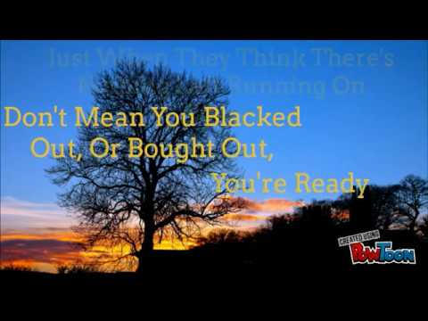 Danny Gokey The Comeback Lyric Video