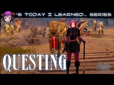Quests - Black Desert Online Wiki Guide - IGN