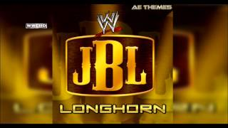 "WWE: ""Longhorn"" (JBL) Theme Song + AE (Arena Effect)"