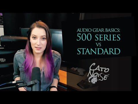 500 Series Modules