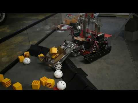 Robot in 30 Hours Reveal   FTC Rover Ruckus 2018-2019 ...