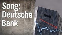 Song für die Deutsche Bank: Yes Sir, jetzt gibt's Boni | extra 3 | NDR