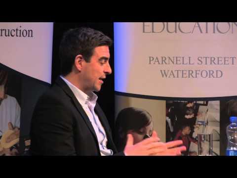 WCFE 2012 - Paul Connolly