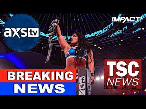 Impact Wrestling Owner Anthem Acquires AXS TV Mp3