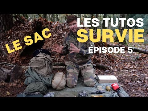 L'adjudant-chef Gatien vous dit tout sur la survie : épisode 5