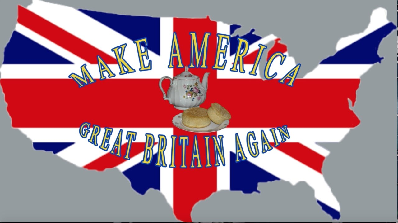 make america great britain again episode 1 donald trump youtube