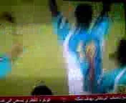 Salmiya(Kuwait) 1 - 1 Portugal فرج لهيب Faraj Laheeb