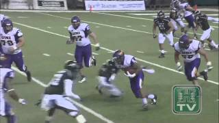 Hawaii Football Game Highlights vs. Northern Iowa 9-13-14