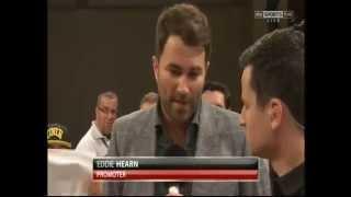 Brian Rose vs Carson Jones